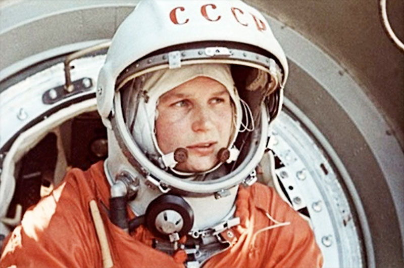 INTERVIEW: Valentina Tereshkova