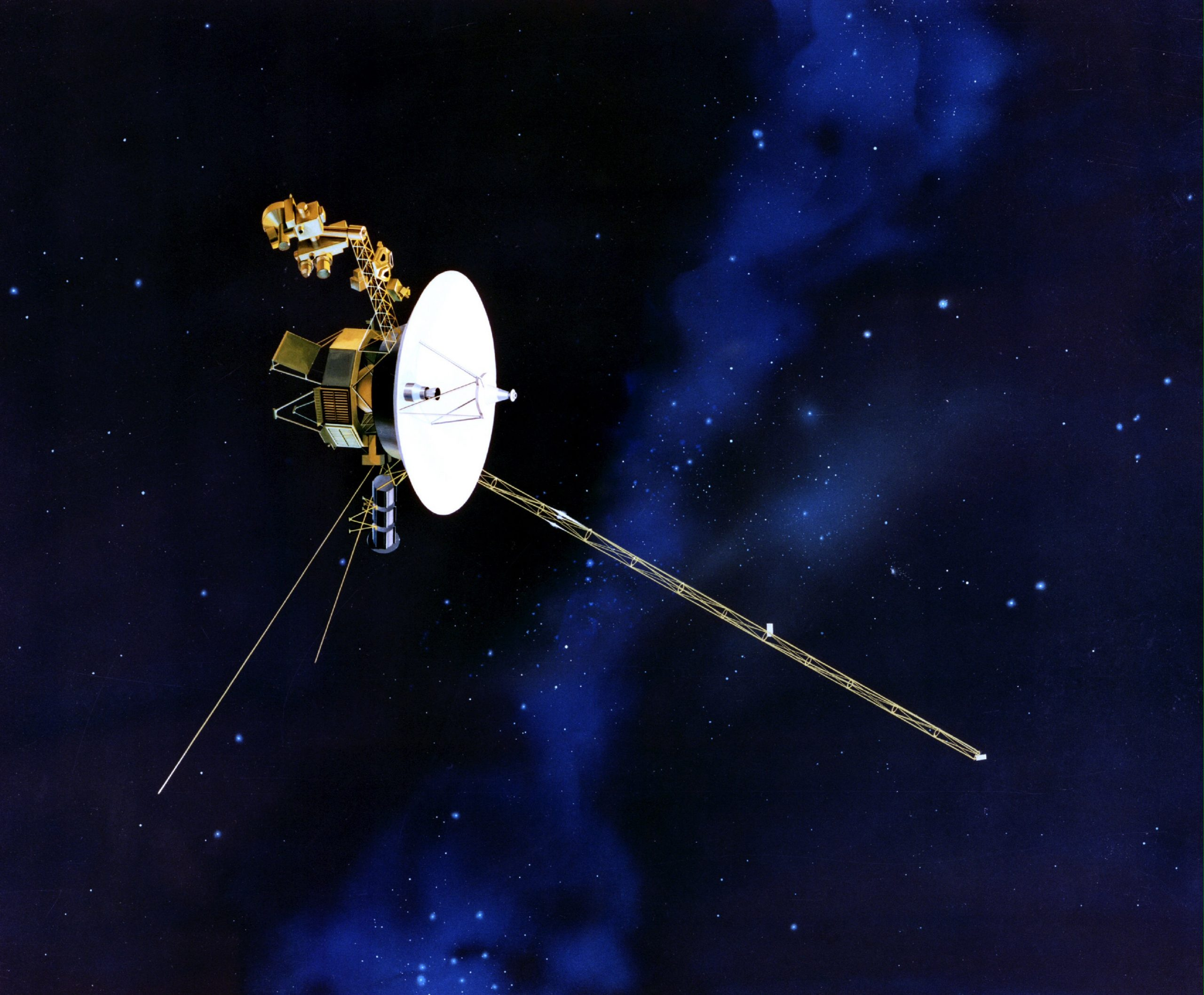 Voyager: Happy Birthday!