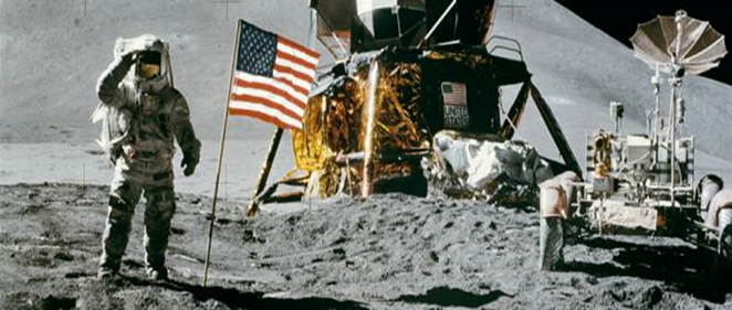 The Moon Race Missions