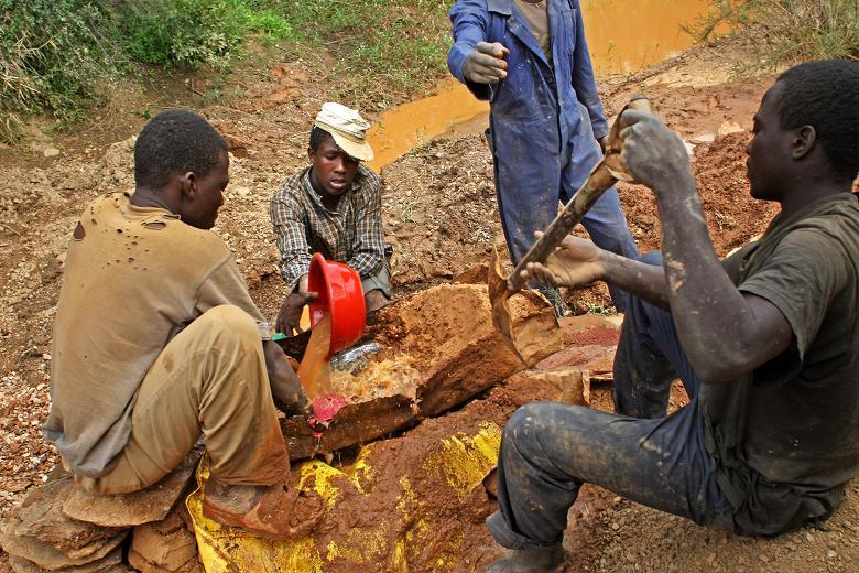 The Burglars Of Congo's Natural Resources (Pt 2)
