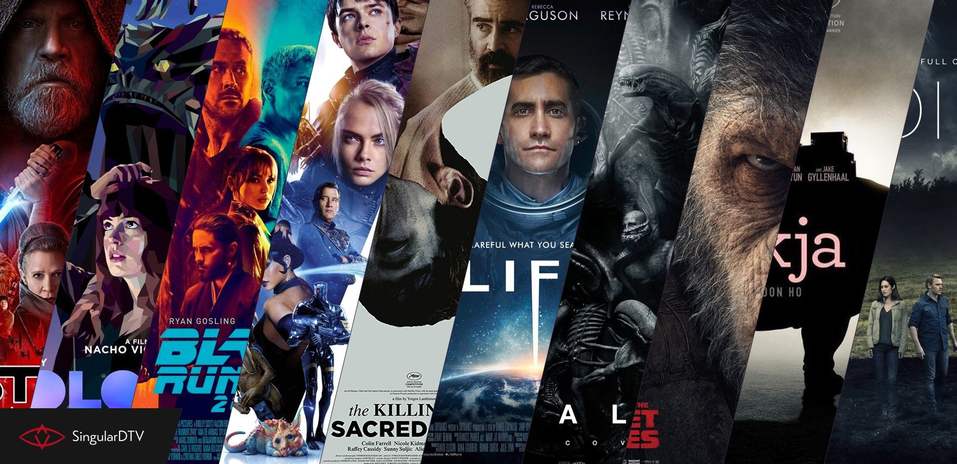 20 Best Science-Fiction Movies recommended by SAAS