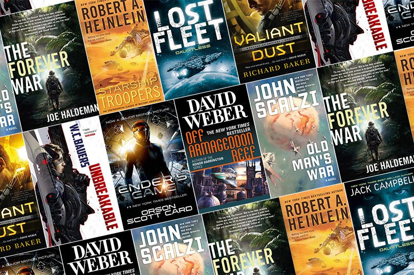20 Science Fiction Books recommended by SAAS and public audience (pt.1)