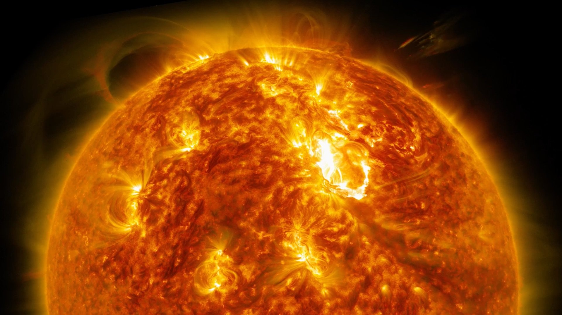 Let's turn the sun into a gigantic engine!