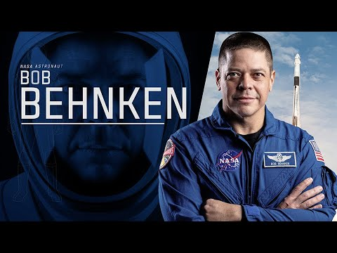 SpaceX crew Dragon: Robert Behnken