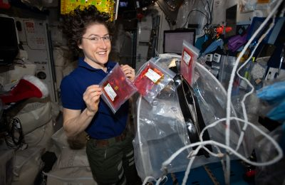 Manufacturing of Human Organs by NASA Astronauts in Space