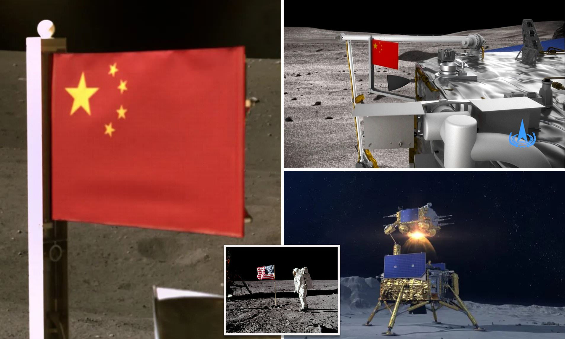 Is China Aiming To The Moon?