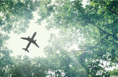 How aircraft can be environmental friendly?