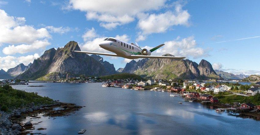 rendering of Zunum Aero Hybrid Aircraft. Photo Credit Zunum Aero How aircraft can be environmental friendly